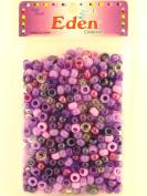 Eden Pony Braiding Hair Beads - Approximately 800 Pcs.