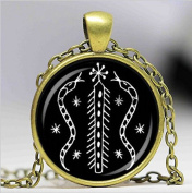 fashion jewellery, snake pendant, ritual altar pendant necklace