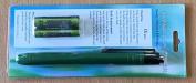 Examination pen torch, LED light, including batteries.
