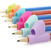 Webla 3PCS/Set Children Kids Pen Pencil Grip Corrector Pencil Holder Writing Aid Grip Posture Correction Tool