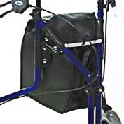 Patterson Large Bag for 3 Wheeled Rollator