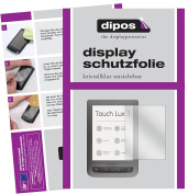 Pocketbook Touch Lux 3 PB626 Screen Protector - 2x dipos Clear Protection Films