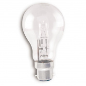 Edapt Halogen Classic B22 100W Clear Warm White