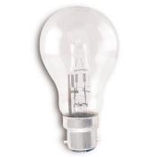 Edapt Halogen Classic B22 70W Clear Warm White