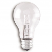 Edapt Halogen Classic E27 52W Clear Warm White