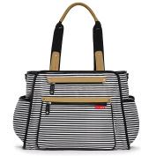 Skip Hop Grand Central Take-It-All Changing Bag - Black Stripe