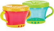 Nuby ID5409 Grip Snack Pot