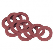 Gilmour 01RW10GT 10-Pack Green Thumb Rubber Hose Washer