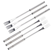 12 Fondue Fork Fondue Forks Made of Stainless Steel With Stainless Steel Handle