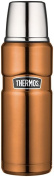 Thermos Stainless King Flask, Copper, 470 ml