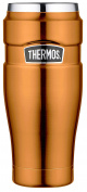 Thermos Stainless King Travel Tumbler, Copper, 470 ml