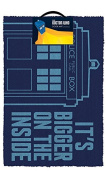 "Doctor Who ""Tardis"" Doormat, Multi-Colour"