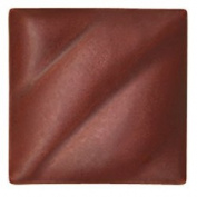AMACO Lead-Free Low-Fire LM Series Matte Glaze - Pint - LM-32 Red Brown - 9701472AE