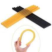 10Pcs Hot Melt Glue Sticks Paintless Dent Repair Tools Car Body Hail Removal Kit