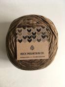 4mm Mocha Brown Macrame Cord / Soft Cotton Knotting Rope