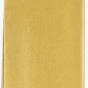 County Stationery Metallic Gold Crepe Paper (Pack Of 12) (One Size)