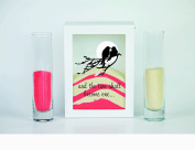 """""""And the two shall become one"""" Sand Ceremony Set- Shadow Box Wedding/vow renewal - Unity Sand Ceremony Set - Beach Wedding Decor - Unity Candle Set - Sand Set"""