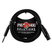 Pig Hog Solutions TRS(M) to XLR(F) Balanced Adapter Cable 1.8m