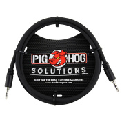 Pig Hog Solutions 3.5mm TRS to 3.5mm TRS Adapter Cable 0.9m
