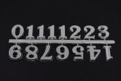 Plastic Arabic Clock Numbers Pack of 1Set
