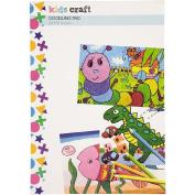 Kids' Art & Craft Doodling Pad A3 50 Sheets