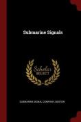 Submarine Signals