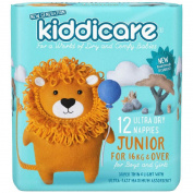 Kiddicare New Generation Nappy Junior 12s