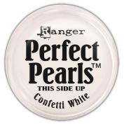 Ranger Perfect Pearls Pigment Powder 5ml - Confetti White