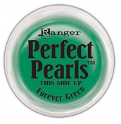 Ranger Perfect Pearls Pigment Powder 5ml - Forever Green