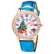 Clearance!!! MOSE Christmas Gifts Candy Colour Male And Female Strap Quartz Wrist Watch