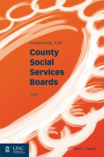 Handbook for County Social Services Boards