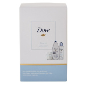 Dove Body Wash + Antiperspirant Glass Candle Set