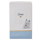 Dove Body Wash + Antiperspirant Glass Candle Set