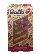 Walls Ice Cream Fruity Flavour Kids Lip Balm Gift Set of 4
