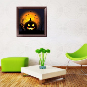 Aixia DIY Pumpkin 5D Diamond Embroidery Painting Rhinestone Cross Stitch Home Decor