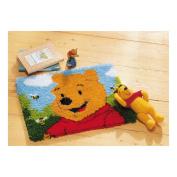 Disney's Winnie The Pooh Rug Latch Hook Kit