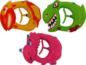 Dinosaur Water Guns (Pack of 3) by Party2u