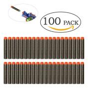 100er Darts Refill Pack N-Strike Soft Mega Foam Elite Arrows blaster for Nerf Accessories Toys Bullets