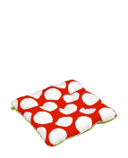Garden Big Dots Floor Cushion, 40 x 40 cm, Model# 11921