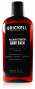 Brickell Men's Maximum Strength Hand Lotion for Men – 120ml – Natural & Organic