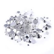 Nizi Jewellery Crystal Colour Nail Rhinestones 1440pcs ss2 1.2mm Nail Art Strass Stone Diy Craft Tiny Rhinestone Perfect for Nail art