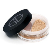 Studio Gear Dual Identity Loose, Wet and Dry Mineral Foundation, Talc Free, .890mls, Sand