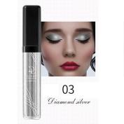 Liquid Glitter Eye Shadow,SMYTShop Long-lasting Makeup Liquid Smoky Eyeshadow Shimmer Cosmetic