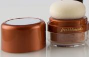 freshMinerals Mineral Bronzing Powder Puff, Caribbean, 6 Gramme