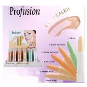 Concealer Cover Up Stick Makeup 6 Colour Cosmetic Stick 12 Pc Lot (CosL628-12Z)