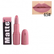 XUANOU Mini Portable Lipstick Moisturiser Smooth Lips Stick Long Lasting Charming Lip Lipstick