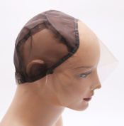 Fantasy Beauty DIY Wig Cap Glueless Full Lace Wig Cap with Ear to Ear Stretch and Adjustable Straps