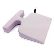 Royal Massage T-Wedge - Feminine Breast Bolster Pillow - Lilac