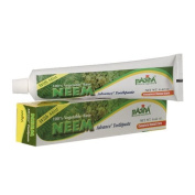 6 Tubes Madina Neem Toothpaste 100% Vegetable Base Flouride Free Advance Mint