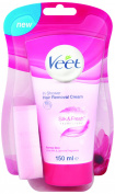 Veet Normal Skin In-Shower Hair Removal Cream Lotus Milk and Jasmine Fragrance 150 ml
